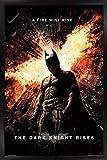 Trends International 24X36 DC Comics Movie The Dark Knight Rises - One Sheet Wall Poster, 24' x 36', Unframed Version