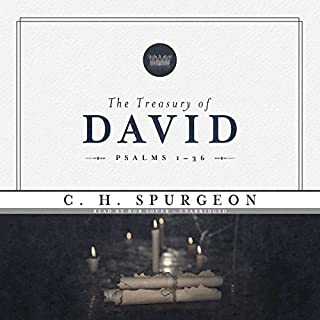 The Treasury of David, Vol. 1 audiobook cover art