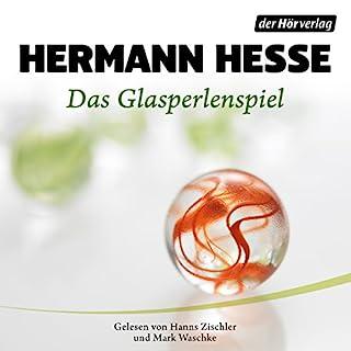 Das Glasperlenspiel audiobook cover art