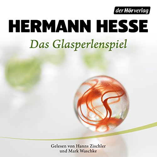 Das Glasperlenspiel audiobook cover art