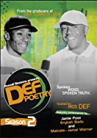 Russell Simmons Presents Def Poetry Season 2 [DVD] [Import]