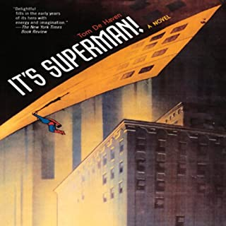 It's Superman! audiobook cover art