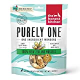 The Honest Kitchen Nice Mussels - Natural Human Grade Freeze Dried Blue & Green Mussels Dog Treats, 2 oz