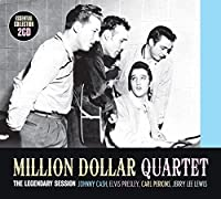 Legendary Session by MILLION DOLLAR QUARTET