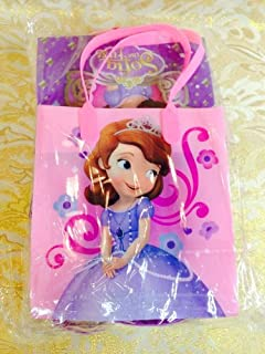 Sofia the First 48pc Goodie Bags Party Favor Bags Gift Bags