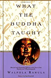 What the Buddha Taugh Book Cover