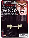Forum Novelties Retractable Vampire Fangs