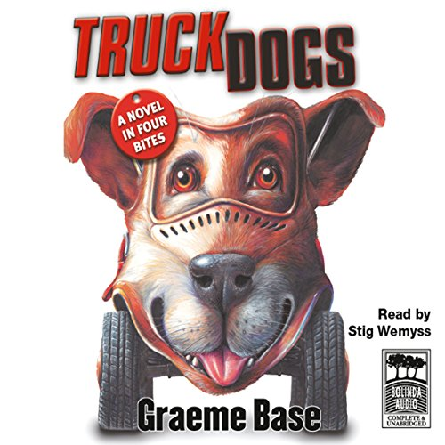 TruckDogs audiobook cover art