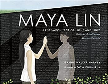 Paperback Maya Lin: Artist-Architect of Light and Lines Book