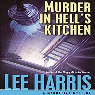 Murder in Hell's Kitchen audiobook cover art