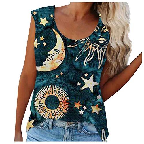 Damen Sommer Kurzarm Blusen T-Shirt V-Ausschnitte Loose Oversize Shirt Einfarbig Casual Brief Bedruckt Asymmetrisch Oberteile Top