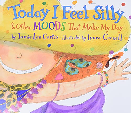 Today I Feel Silly: And Other Moods That Make My Day Hardcover – July 1, 1998