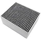 vhbw Filtro de carbón activo adecuado para campanas extractoras de humo Siemens LZ56600/01, LZ56700/01, LZ57000(00), LZ57300(00).