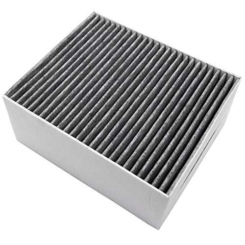 vhbw Filter Aktivkohlefilter passend für Siemens LF91BB552/02, LF91BC542/01, LF91BC542/02, LF91BE552/01, LF91BE552/02 Dunstabzugshaube
