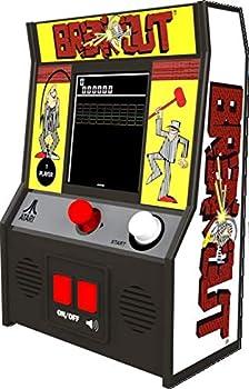Arcade Classics Breakout 4C Retro Mini Arcade Game