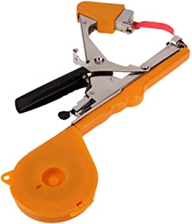 Haptern Tying Machine for Plant and Garden Bundle Branch Machine Tying Tape Tool Binding Machine for Grape Vines Vegetables Flowers Tomatoes Vines Stem
