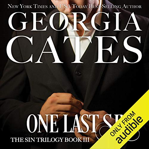 One Last Sin Audiobook By Georgia Cates cover art