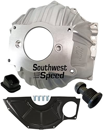 NEW SWS CHEVY 403 ALUMINUM Sales FLYWHEEL Max 58% OFF INSPECTION COVE BELLHOUSING