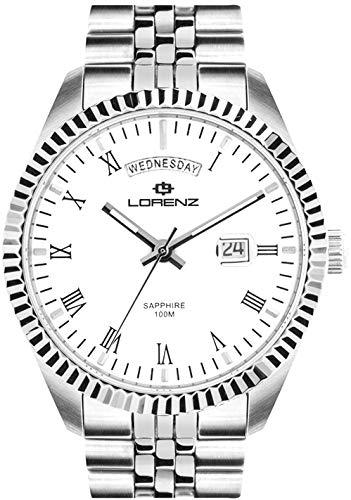 Reloj Lorenz Ginevra 030119AA correa jubilee