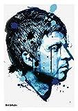 Noel Gallagher Kunstwerk/Oasis Print/Noel G
