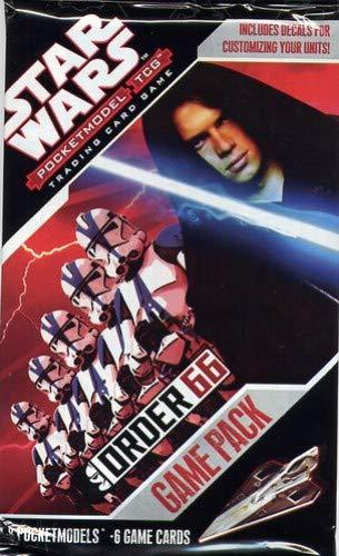 Wizkids - Star wars Pocketmodel TCG Booster [Importación Inglesa]