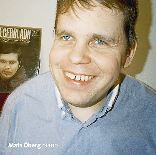 Piano Improvisations Inspired by Berndt Egerbladh by Mats Oberg product image