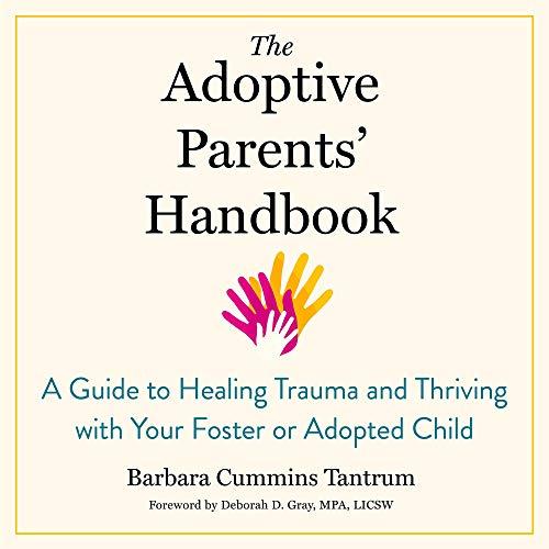 The Adoptive Parents' Handbook cover art