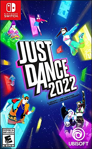Just Dance 2022 Standard Edition - Nintendo Switch