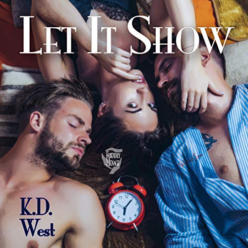 Let It Show  By  cover art