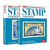 2021 Scott Standard Postage Stamp Catalogue - Volume 1 (US & A-B) (Scott Catalogues)