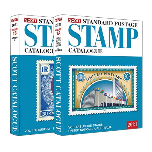 Compare Textbook Prices for 2021 Scott Standard Postage Stamp Catalogue - Volume 1 US & A-B Scott Catalogues 177 Edition ISBN 9780894875823 by Jay Bigalke