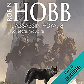 La secte maudite     L'assassin royal 8              Auteur(s):                                                                                                                                 Robin Hobb                               Narrateur(s):                                                                                                                                 Sylvain Agaësse                      Durée: 13 h et 54 min     15 évaluations     Au global 4,9