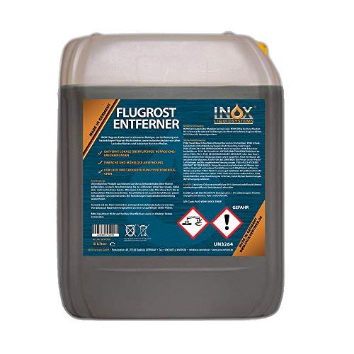 Inox -  ® Flugrostentferner
