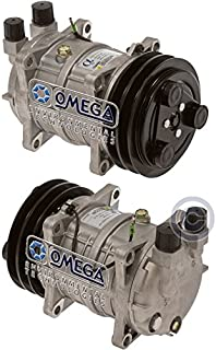 New AC A/C Compressor Fits: GMC - Chevrolet Tilt Master, Forward W Diesel Replaces: 2521157 488-45021 402-722