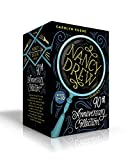 Nancy Drew Diaries 90th Anniversary Collection: Curse of the Arctic Star; Strangers on a Train; Mystery of the Midnight Rider; Once Upon a Thriller; ... Clue at Black Creek Farm; A Script for Danger