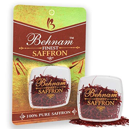 Behnam Saffron 100% Pure Organic Saffron (0.50)