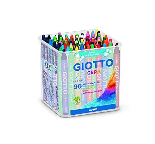Giotto 5236 - Caja de 96 ceras