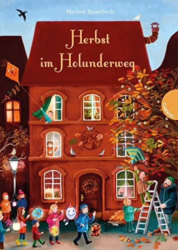 Holunderweg: Herbst im Holunderweg: Vorlesegeschichten für jede Jahreszeit