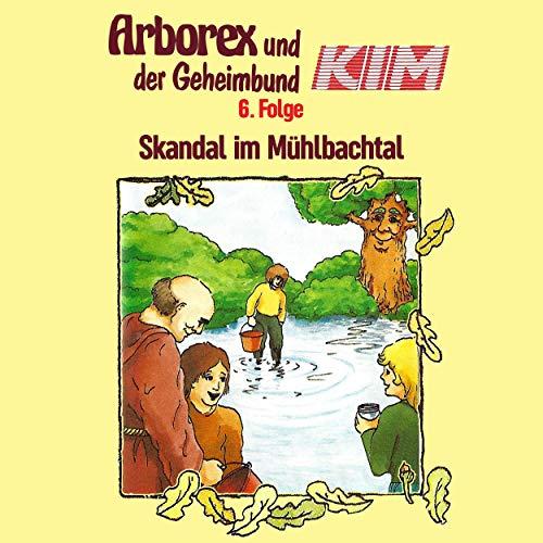 Couverture de Skandal im Mühlbachtal