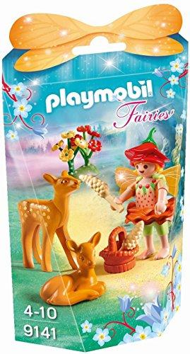 Playmobil Fairies - Fada Menina com Cervos - 9141