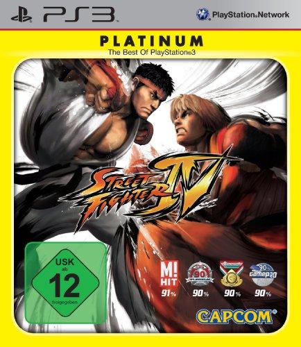 Street Fighter IV [Platinum]