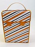Schulranzen, Schultasche aus Karton bzw. Papier zur Einschulung oder als Mitbringsel für ein...