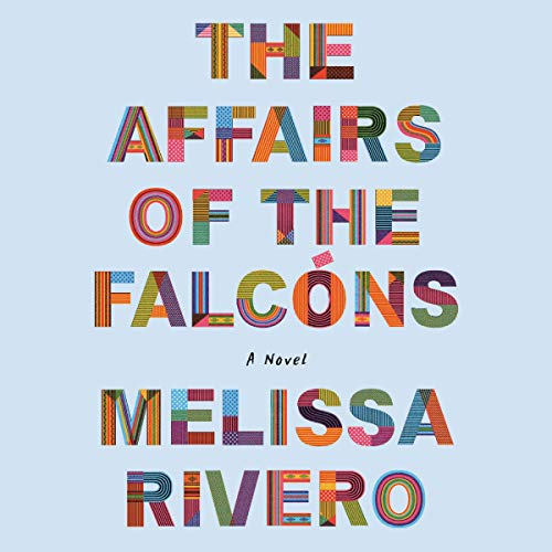 Couverture de The Affairs of the Falcóns
