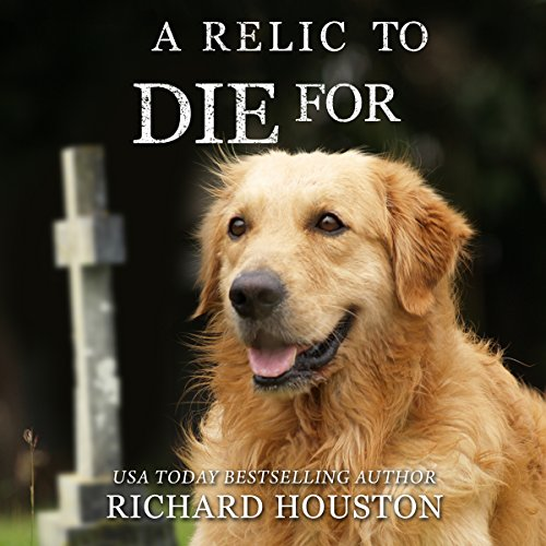 A Relic to Die For audiobook cover art
