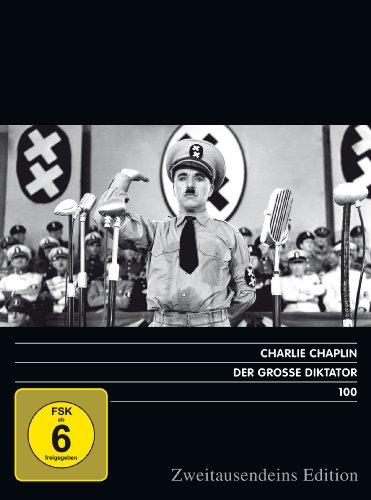 Der große Diktator. Zweitausendeins Edition Film 100.