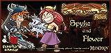 Slugfest Games Red Dragon Inn: Allies - Spyke and Flower