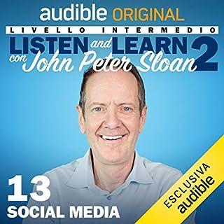 Social media (Lesson 13) copertina
