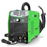 Saldatrice MIG 130A 220V Gas e Gasless MIG/Stick/Lift TIG 4 in 1 Flux Core/Filo pieno Saldatrice inverter MIG MMA Saldatrice MIG MAG