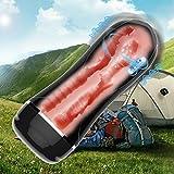 Zoom IMG-2 massaggiatore doppio elettrico in silicone