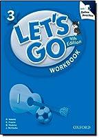 Let's Go: 3: Workbook with Online Practice Pack